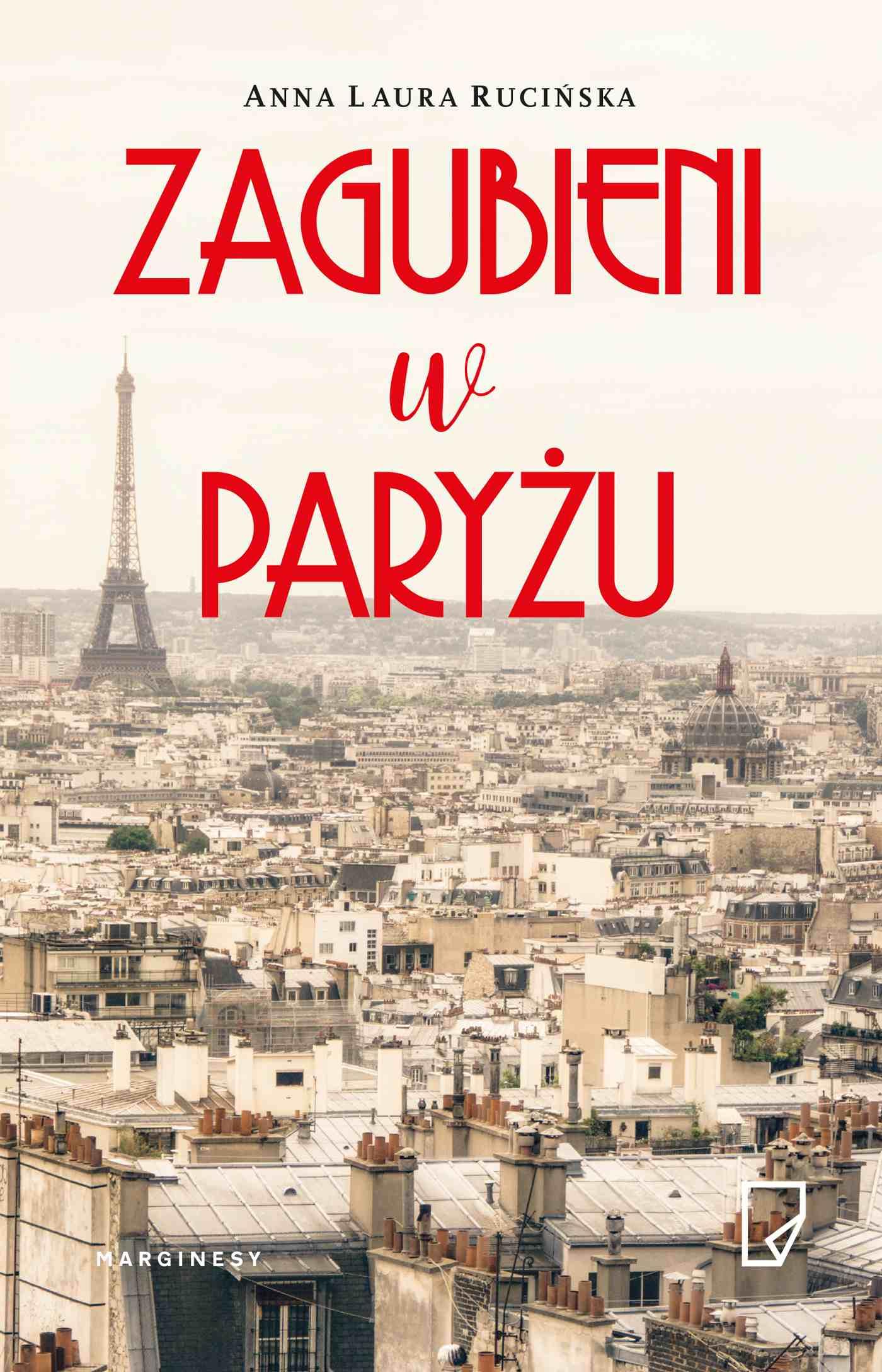 Zagubieni w Paryżu - Ebook (Książka EPUB) do pobrania w formacie EPUB