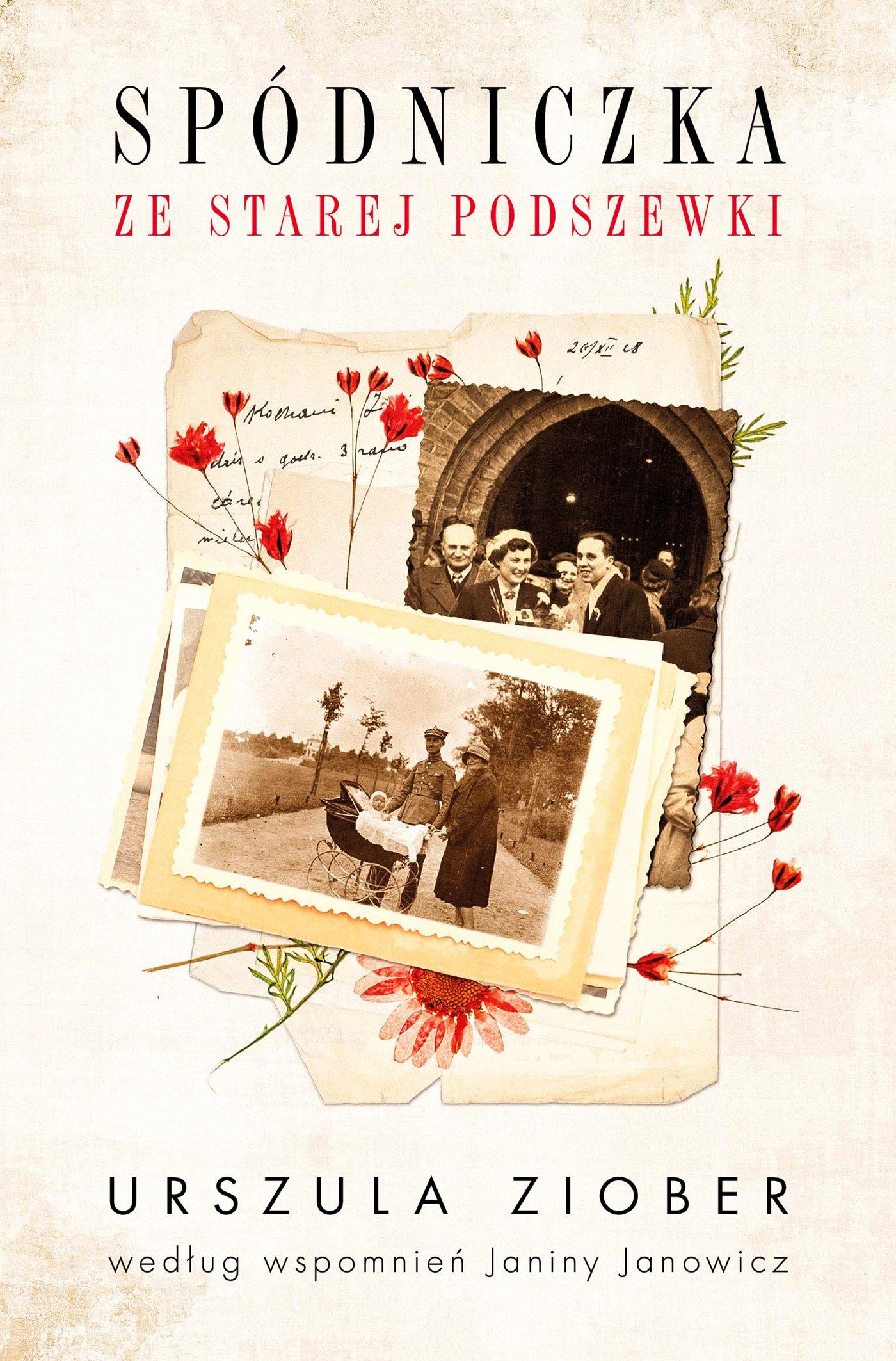 Spódniczka ze starej podszewki - Ebook (Książka na Kindle) do pobrania w formacie MOBI