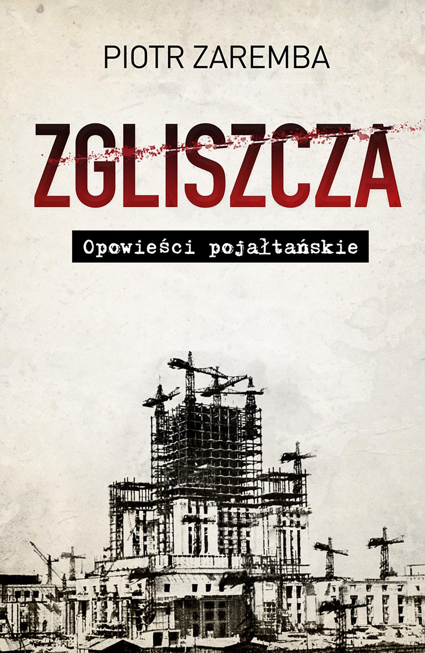 Zgliszcza. Opowieści pojałtańskie - Ebook (Książka na Kindle) do pobrania w formacie MOBI