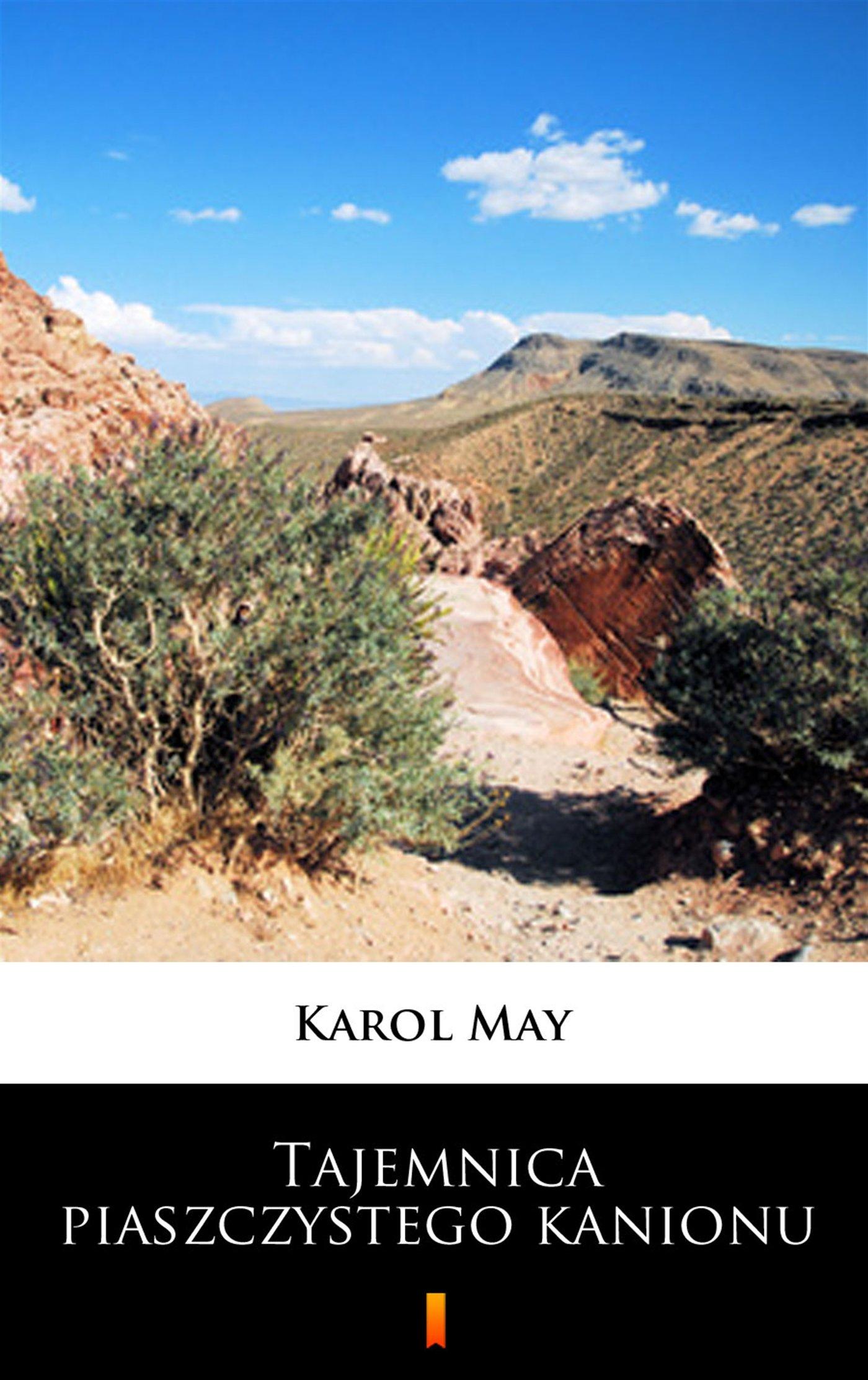 Tajemnica piaszczystego kanionu - Ebook (Książka na Kindle) do pobrania w formacie MOBI