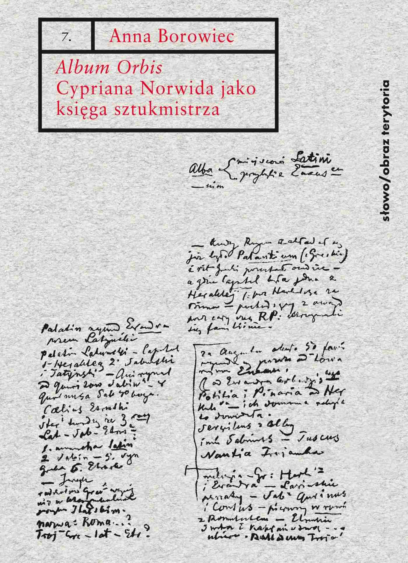 """""""Album Orbis"""" Cypriana Norwida jako księga sztukmistrza - Ebook (Książka EPUB) do pobrania w formacie EPUB"""