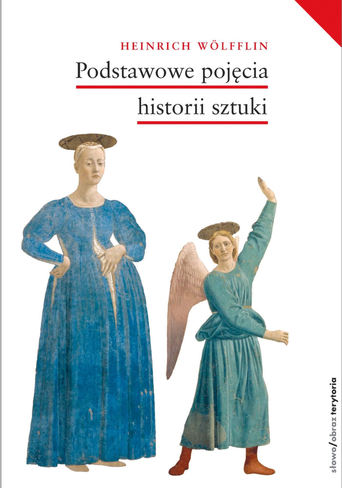 Podstawowe pojęcia historii sztuki. Problemy rozwoju stylu w sztuce nowożytnej - Ebook (Książka EPUB) do pobrania w formacie EPUB