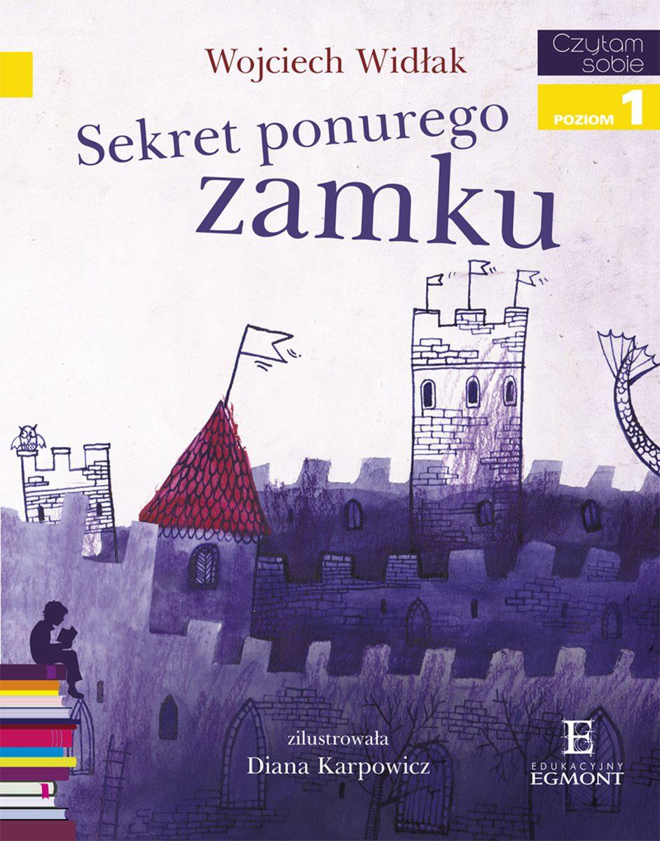 Sekret Ponurego Zamku - Ebook (Książka na Kindle) do pobrania w formacie MOBI