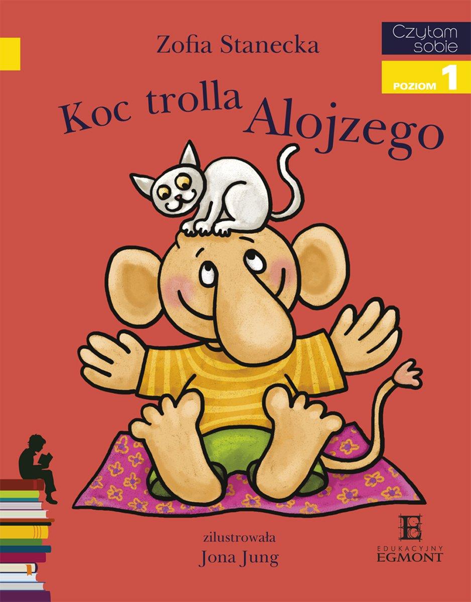 Koc Trolla Alojzego - Ebook (Książka na Kindle) do pobrania w formacie MOBI