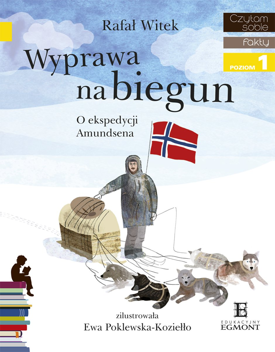 Wyprawa Na Biegun - Ebook (Książka na Kindle) do pobrania w formacie MOBI