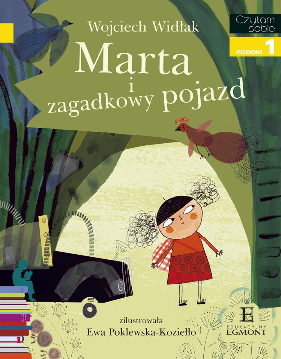 Marta i Zagadkowy Pojazd - Ebook (Książka na Kindle) do pobrania w formacie MOBI