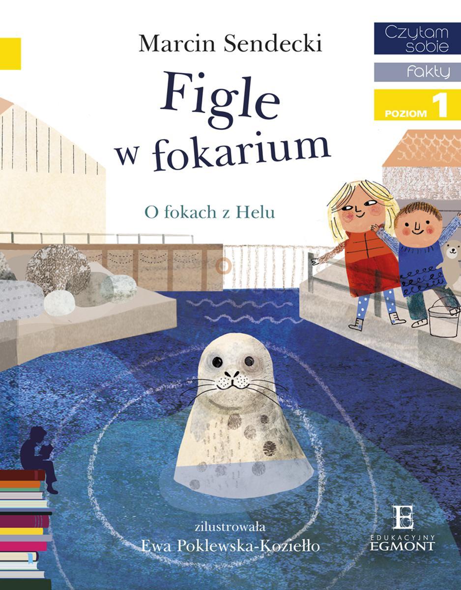 Figle w Fokarium - Ebook (Książka na Kindle) do pobrania w formacie MOBI