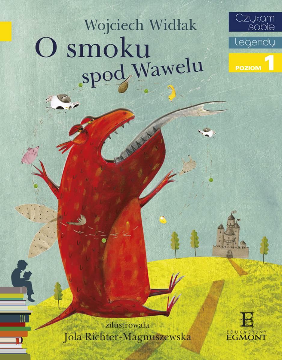 O Smoku spod Wawelu - Ebook (Książka na Kindle) do pobrania w formacie MOBI