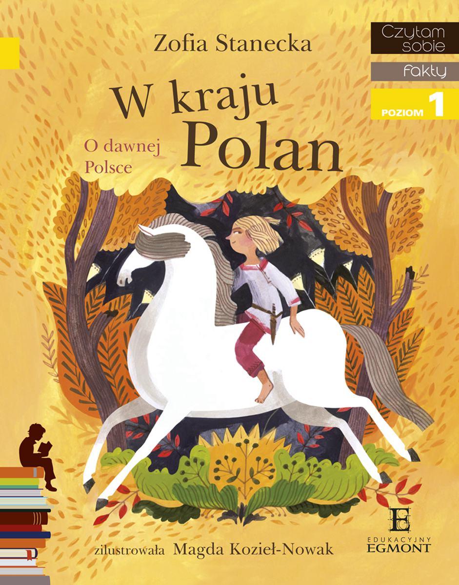 W Kraju Polan - Ebook (Książka na Kindle) do pobrania w formacie MOBI