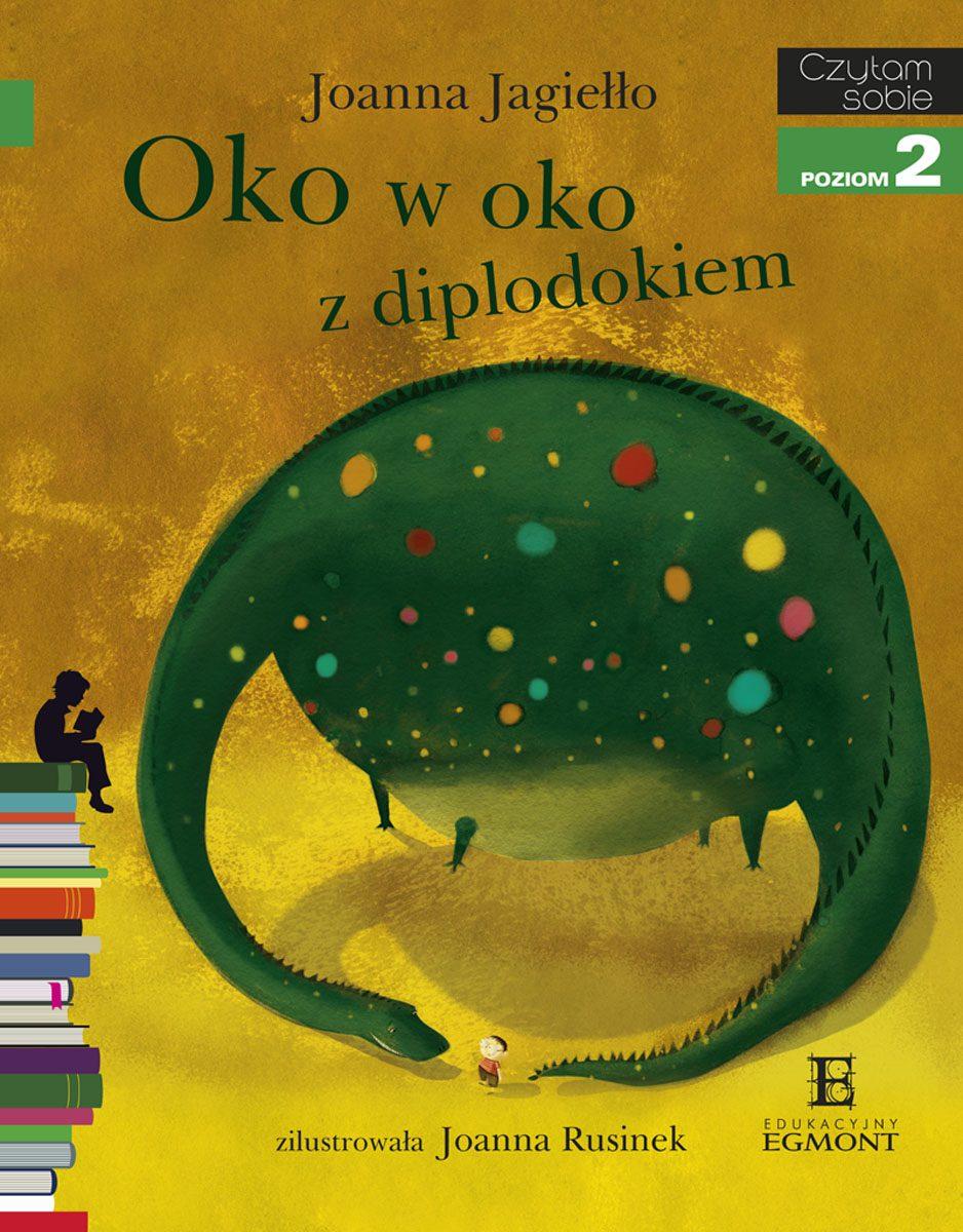 Oko w oko z diplodokiem - Ebook (Książka na Kindle) do pobrania w formacie MOBI