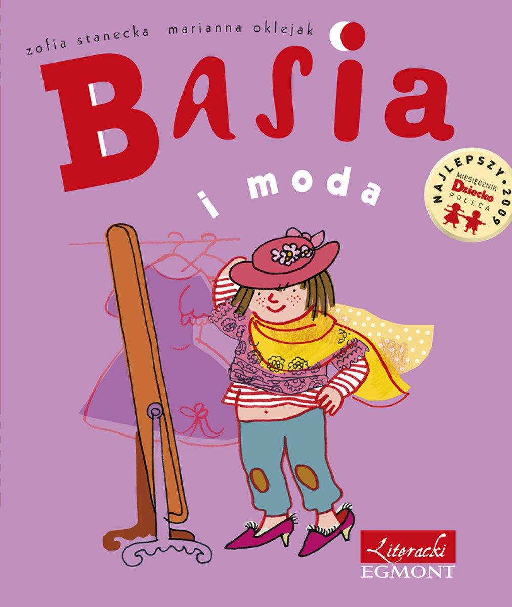 Basia i moda - Ebook (Książka na Kindle) do pobrania w formacie MOBI