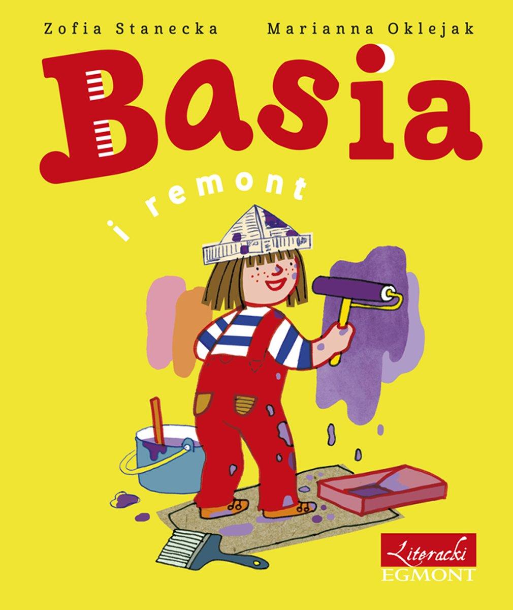 Basia i remont - Ebook (Książka na Kindle) do pobrania w formacie MOBI