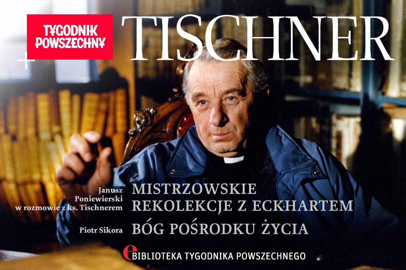 Tischner: Mistrzowskie rekolekcje z Eckhartem - Ebook (Książka EPUB) do pobrania w formacie EPUB
