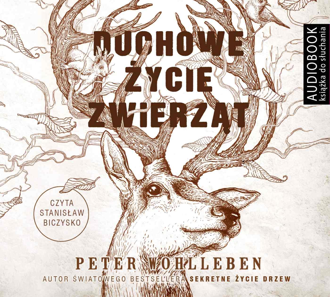Duchowe życie zwierząt - Audiobook (Książka audio MP3) do pobrania w całości w archiwum ZIP