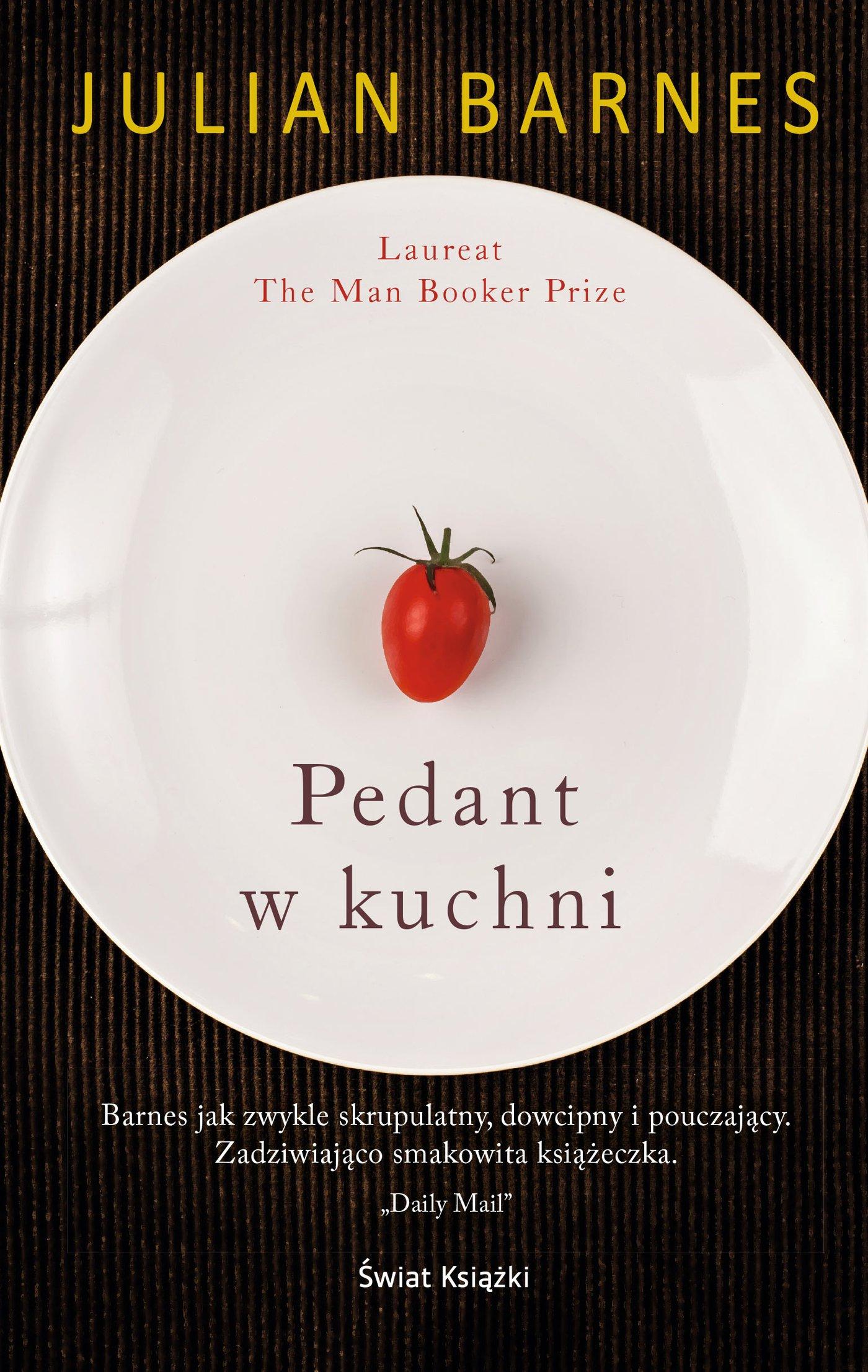 Pedant w kuchni - Ebook (Książka na Kindle) do pobrania w formacie MOBI