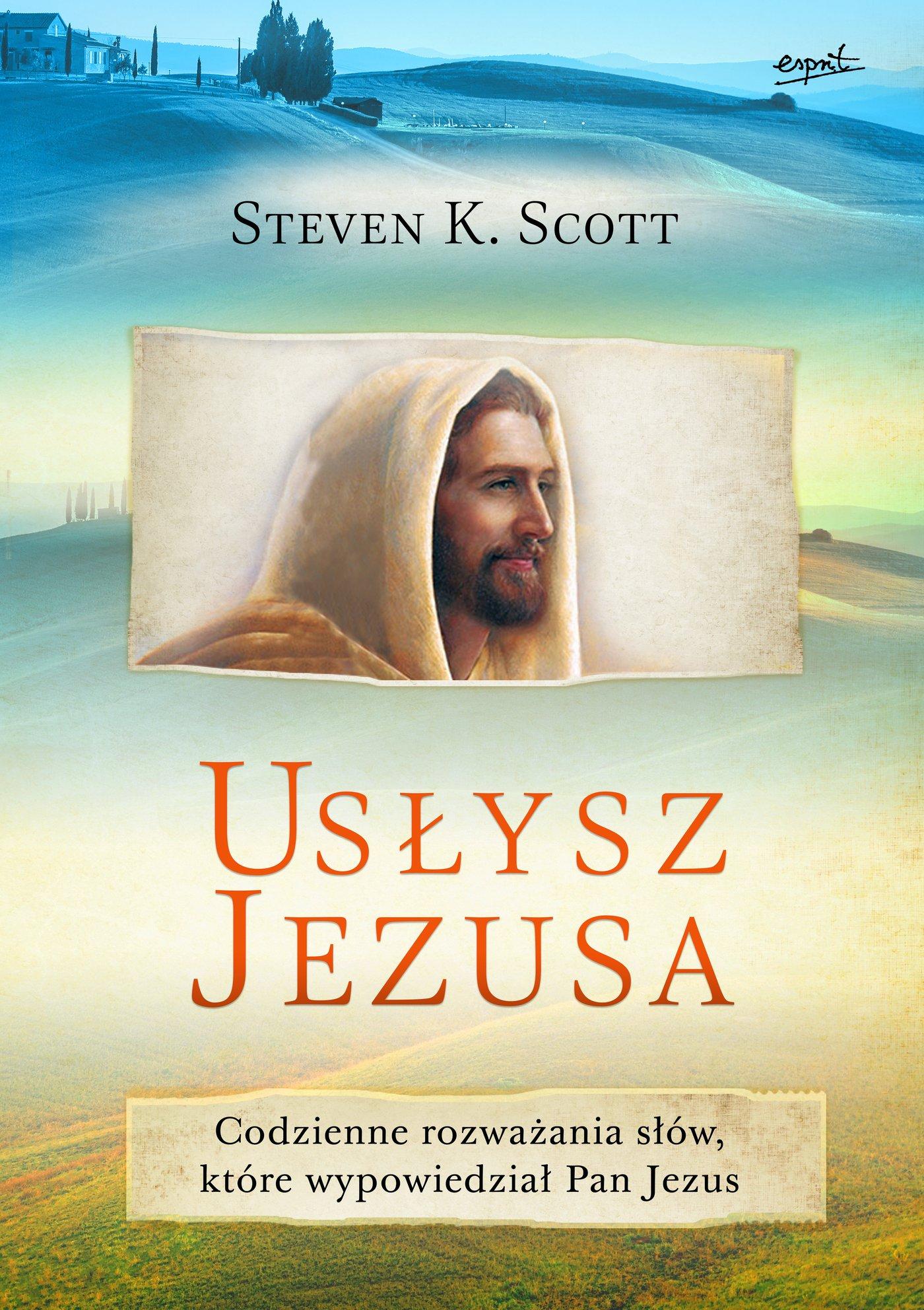 Usłysz Jezusa - Ebook (Książka na Kindle) do pobrania w formacie MOBI