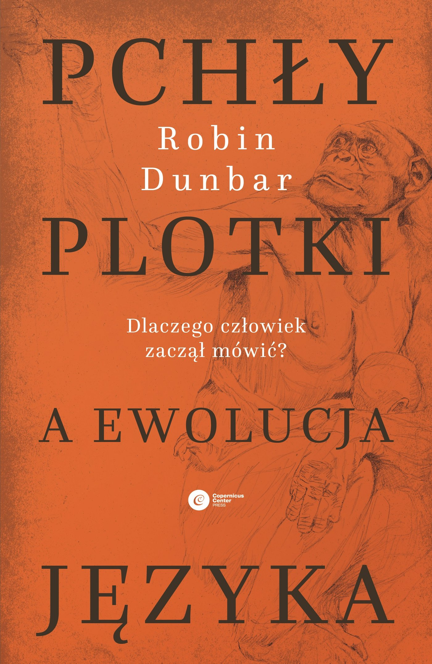Pchły, plotki a ewolucja języka - Ebook (Książka na Kindle) do pobrania w formacie MOBI