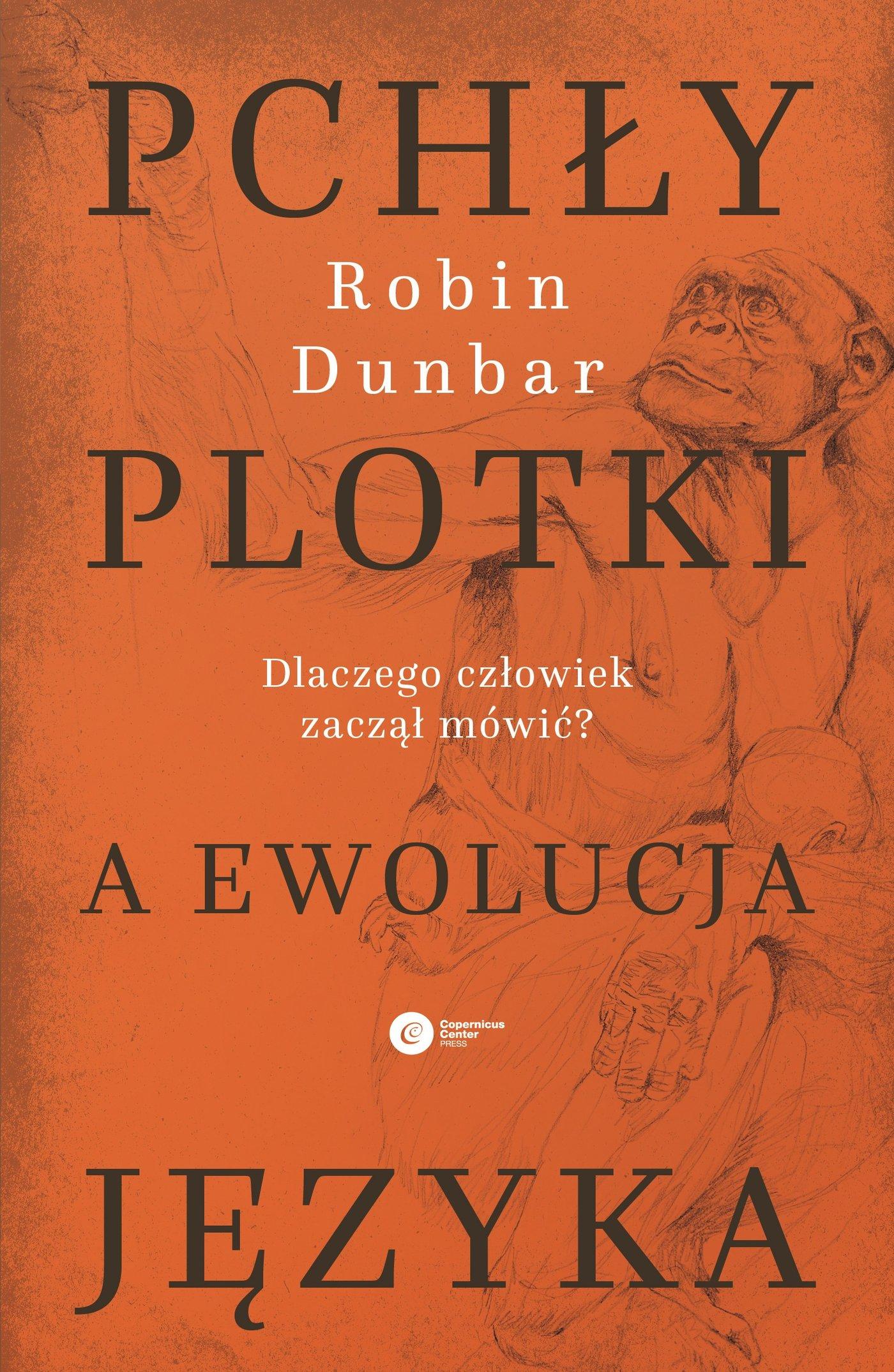 Pchły, plotki a ewolucja języka - Ebook (Książka EPUB) do pobrania w formacie EPUB