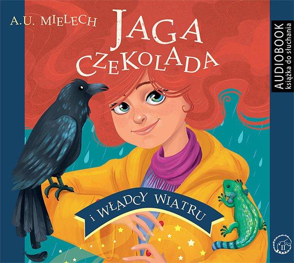 Jaga Czekolada i Władcy wiatru - darmowy fragment - Audiobook (Książka audio MP3) do pobrania w całości w archiwum ZIP