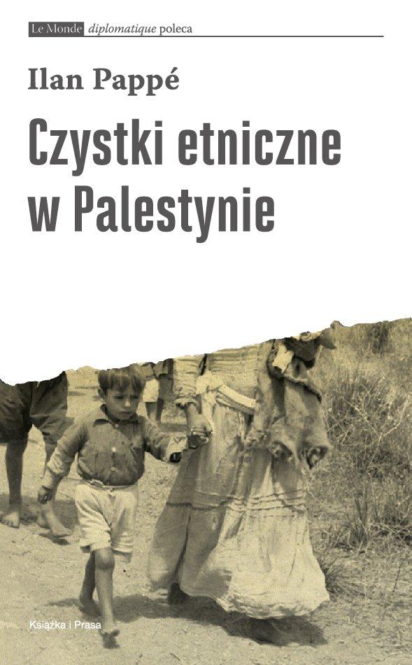 Czystki etniczne  w Palestynie - Ebook (Książka na Kindle) do pobrania w formacie MOBI