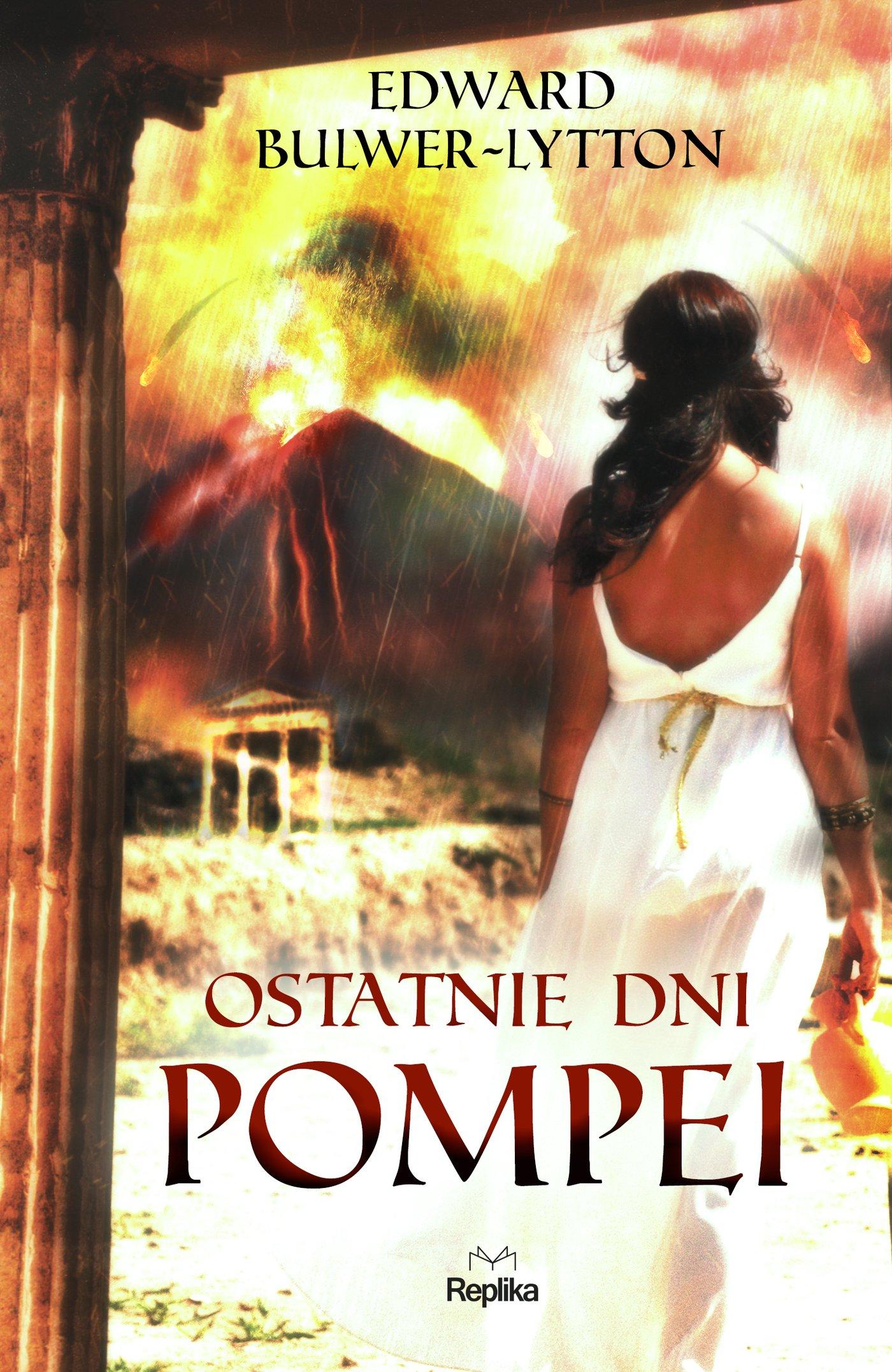 Ostatnie dni Pompei - Ebook (Książka na Kindle) do pobrania w formacie MOBI