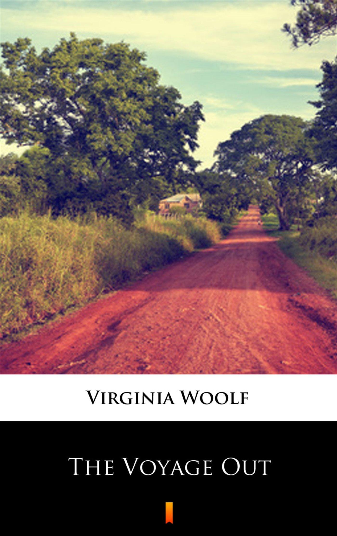 The Voyage Out - Ebook (Książka na Kindle) do pobrania w formacie MOBI