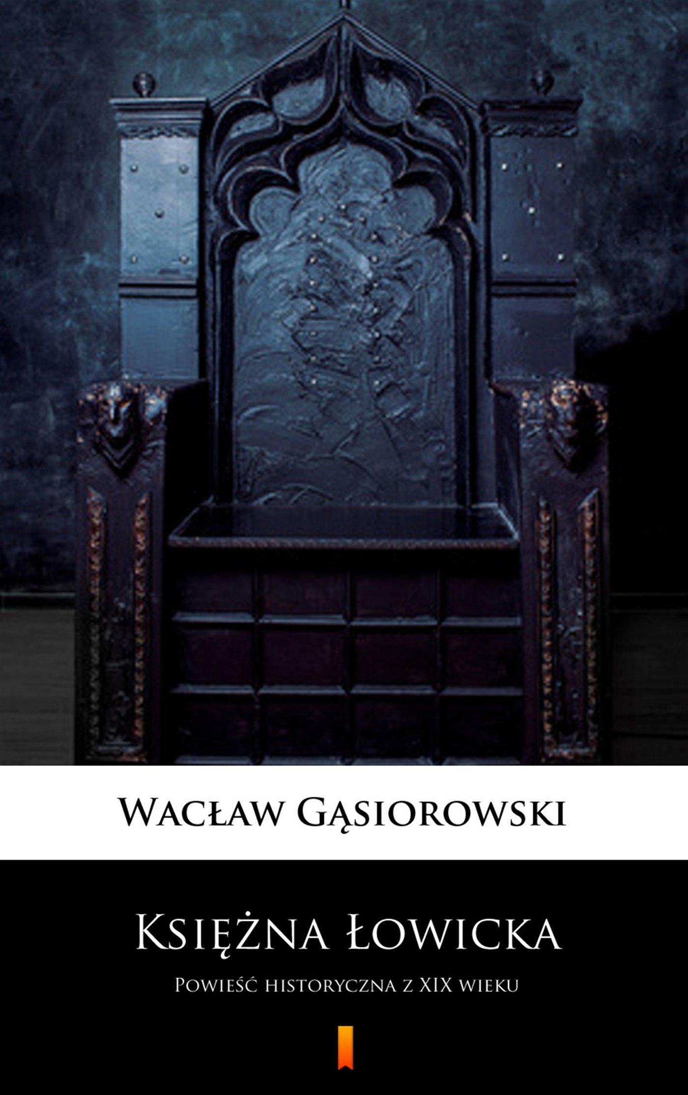 Księżna Łowicka - Ebook (Książka EPUB) do pobrania w formacie EPUB