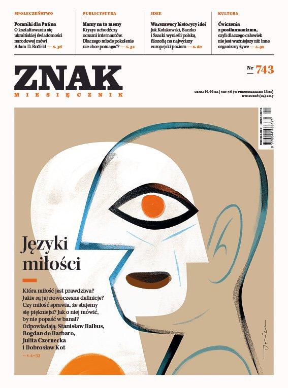 Miesięcznik Znak nr 743: Języki miłości - Ebook (Książka EPUB) do pobrania w formacie EPUB