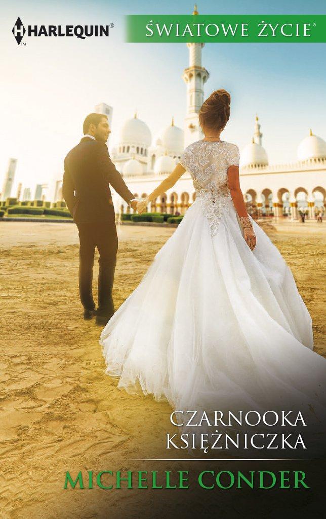 Czarnooka księżniczka - Ebook (Książka EPUB) do pobrania w formacie EPUB