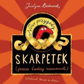 Nowe przygody skarpetek (jeszcze bardziej niesamowite) - Audiobook (Książka audio MP3) do pobrania w całości w archiwum ZIP