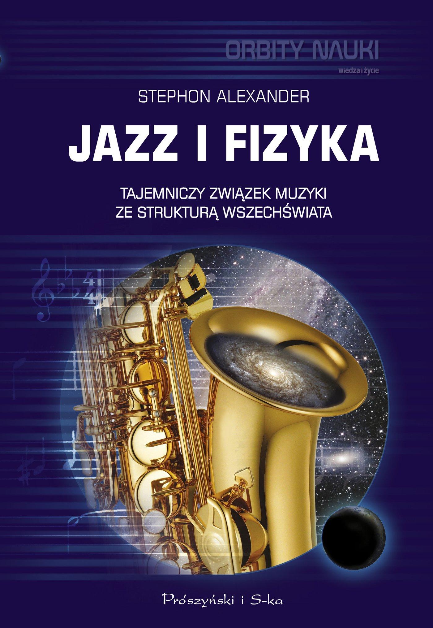 Jazz i fizyka - Ebook (Książka EPUB) do pobrania w formacie EPUB