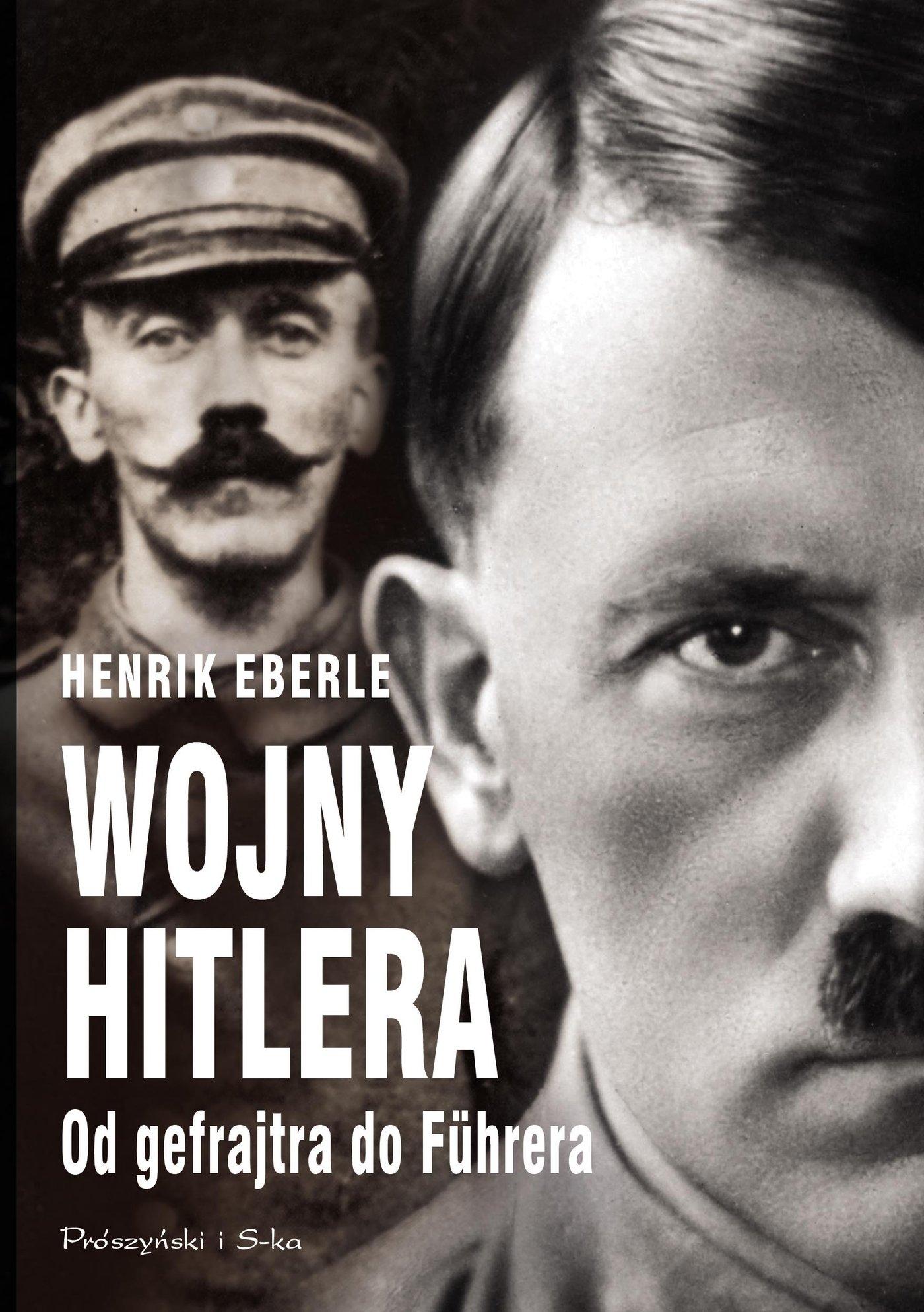 Wojny Hitlera - Ebook (Książka na Kindle) do pobrania w formacie MOBI