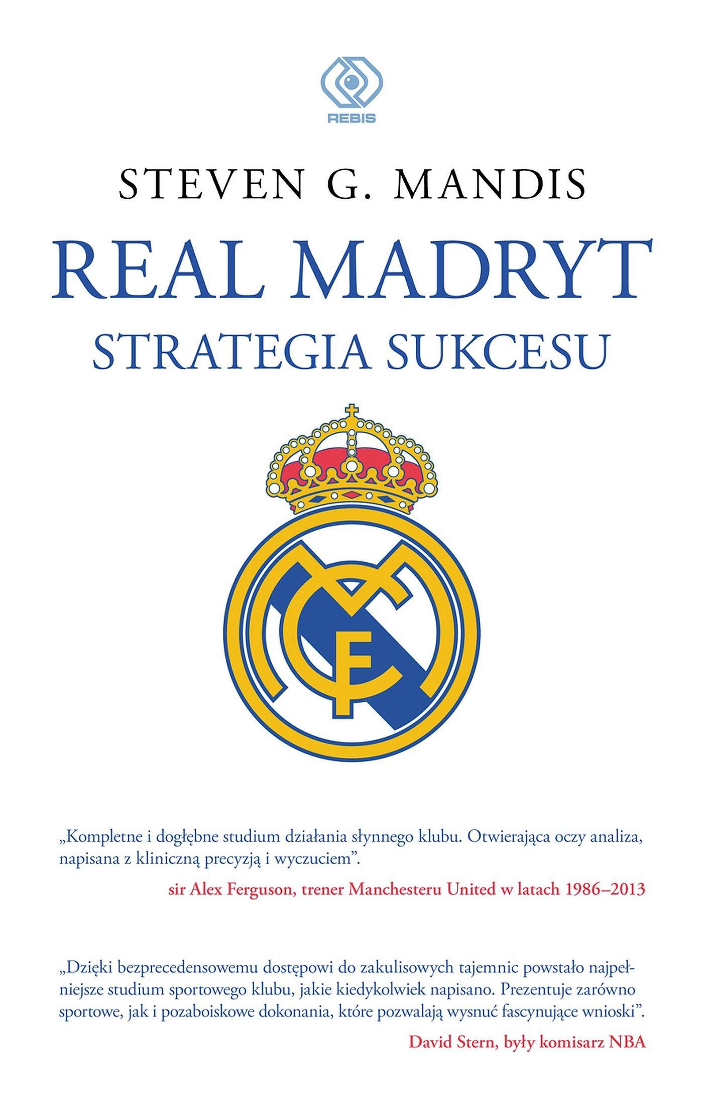 Real Madryt. Strategia sukcesu - Ebook (Książka na Kindle) do pobrania w formacie MOBI