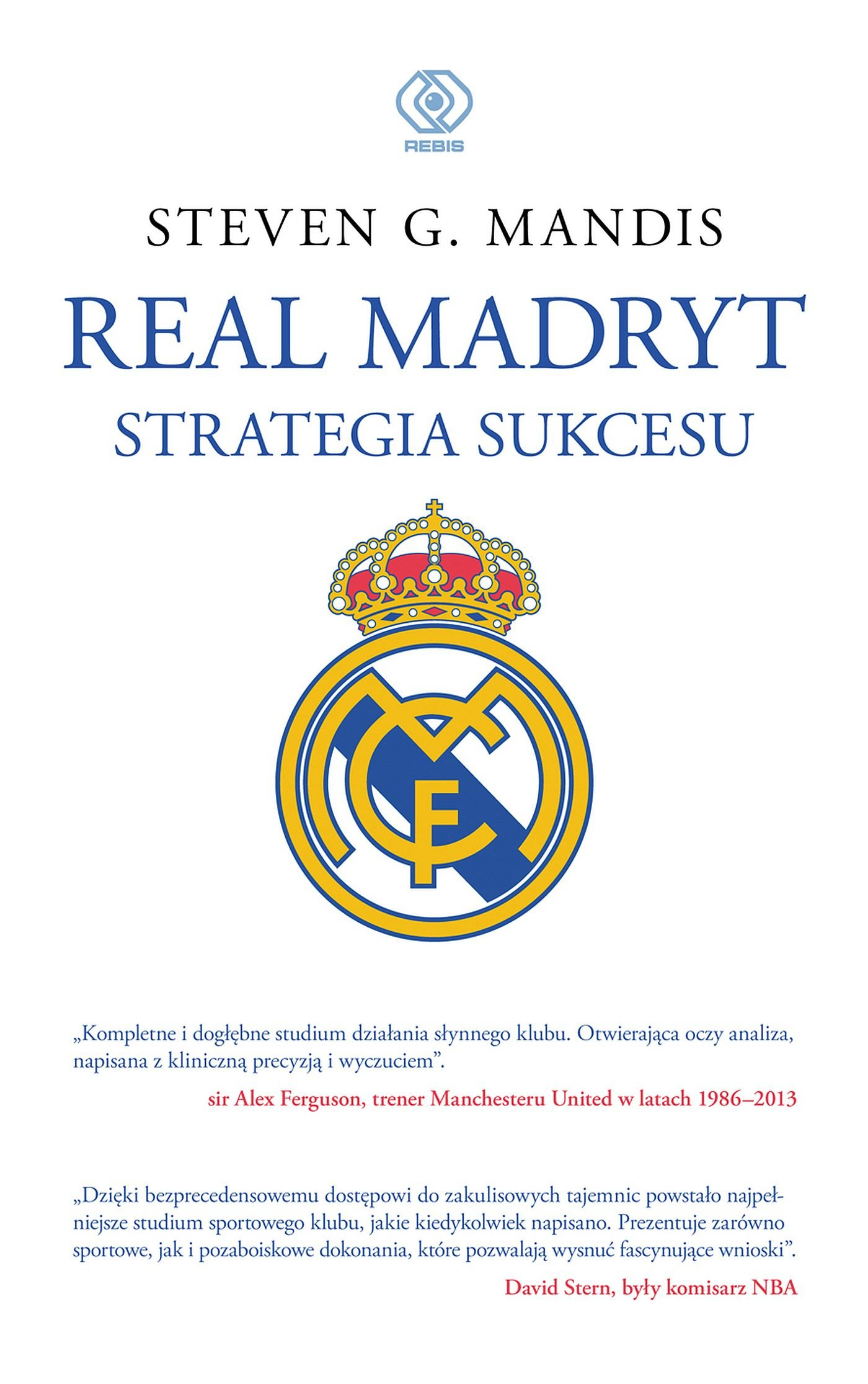 Real Madryt. Strategia sukcesu - Ebook (Książka EPUB) do pobrania w formacie EPUB