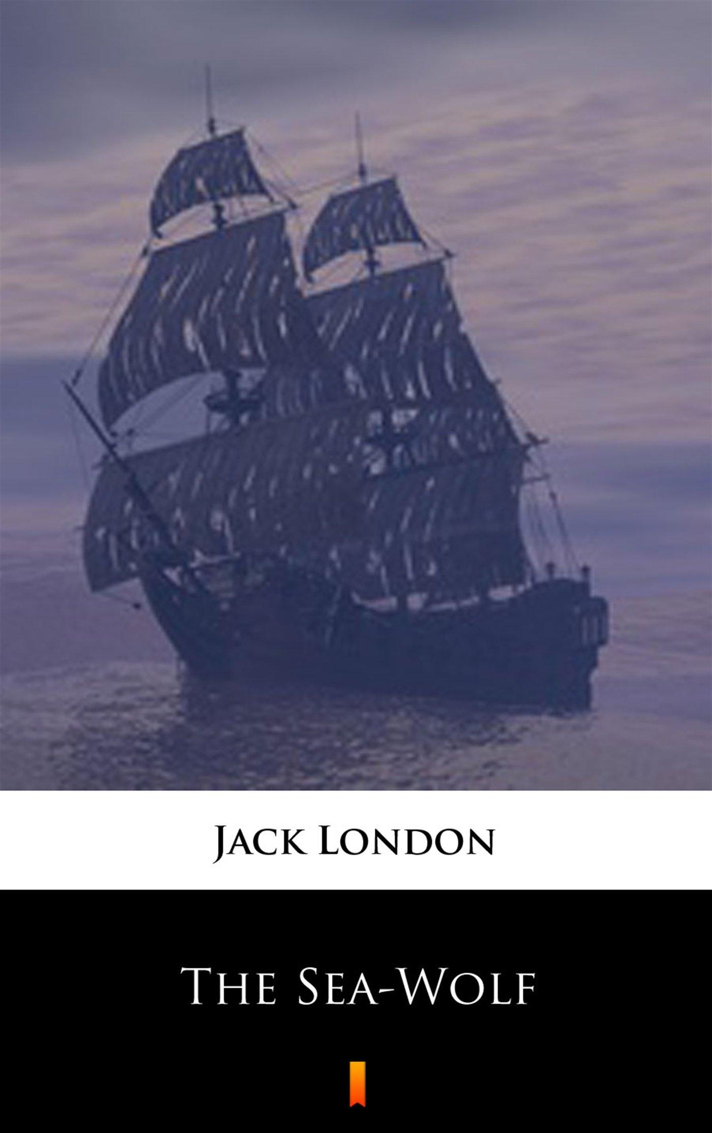 The Sea-Wolf - Ebook (Książka na Kindle) do pobrania w formacie MOBI