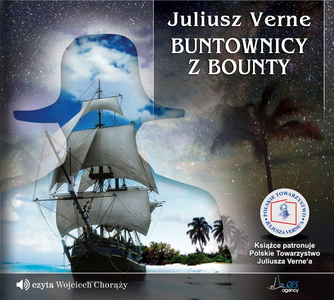 """Buntownicy z """"Bounty"""" - Audiobook (Książka audio MP3) do pobrania w całości w archiwum ZIP"""