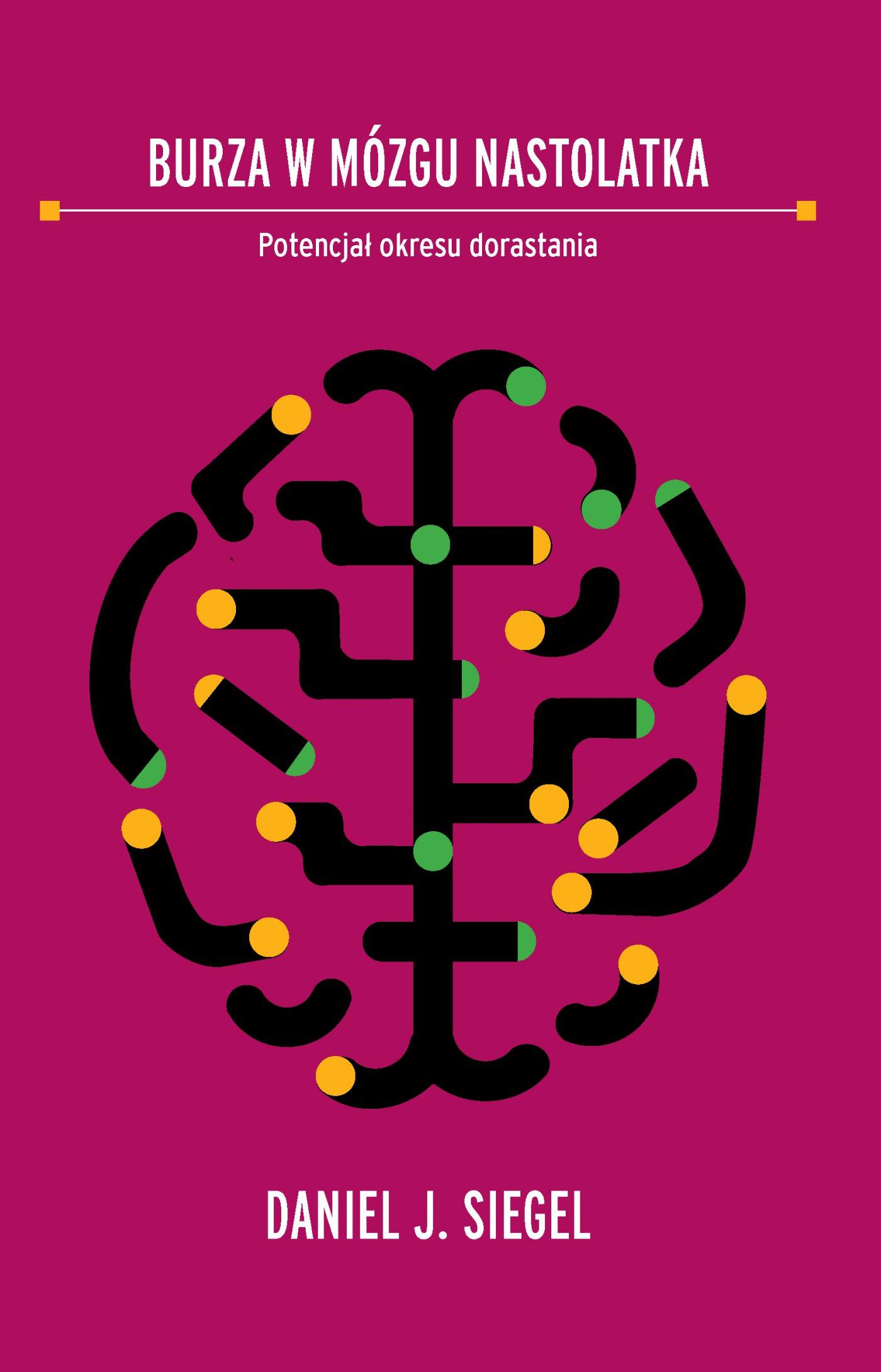 Burza w mózgu nastolatka. Potencjał okresu dorastania - Ebook (Książka PDF) do pobrania w formacie PDF