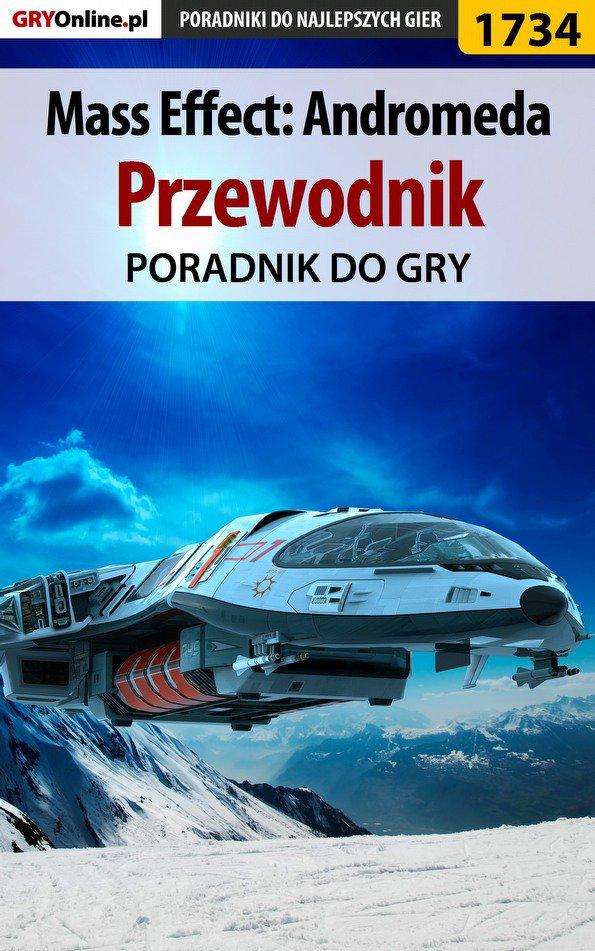 Mass Effect: Andromeda - poradnik do gry - Ebook (Książka EPUB) do pobrania w formacie EPUB