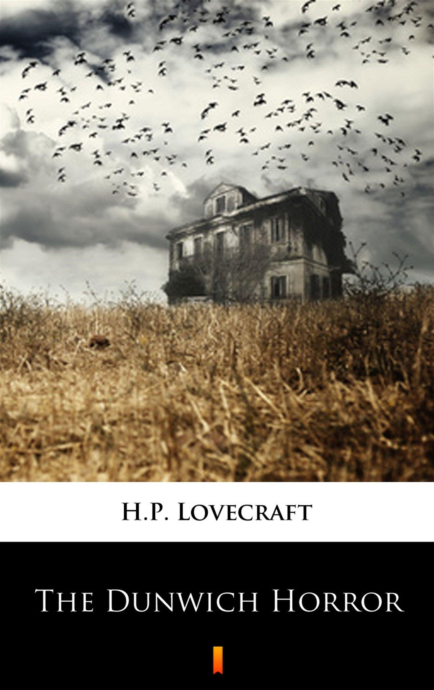 The Dunwich Horror - Ebook (Książka na Kindle) do pobrania w formacie MOBI