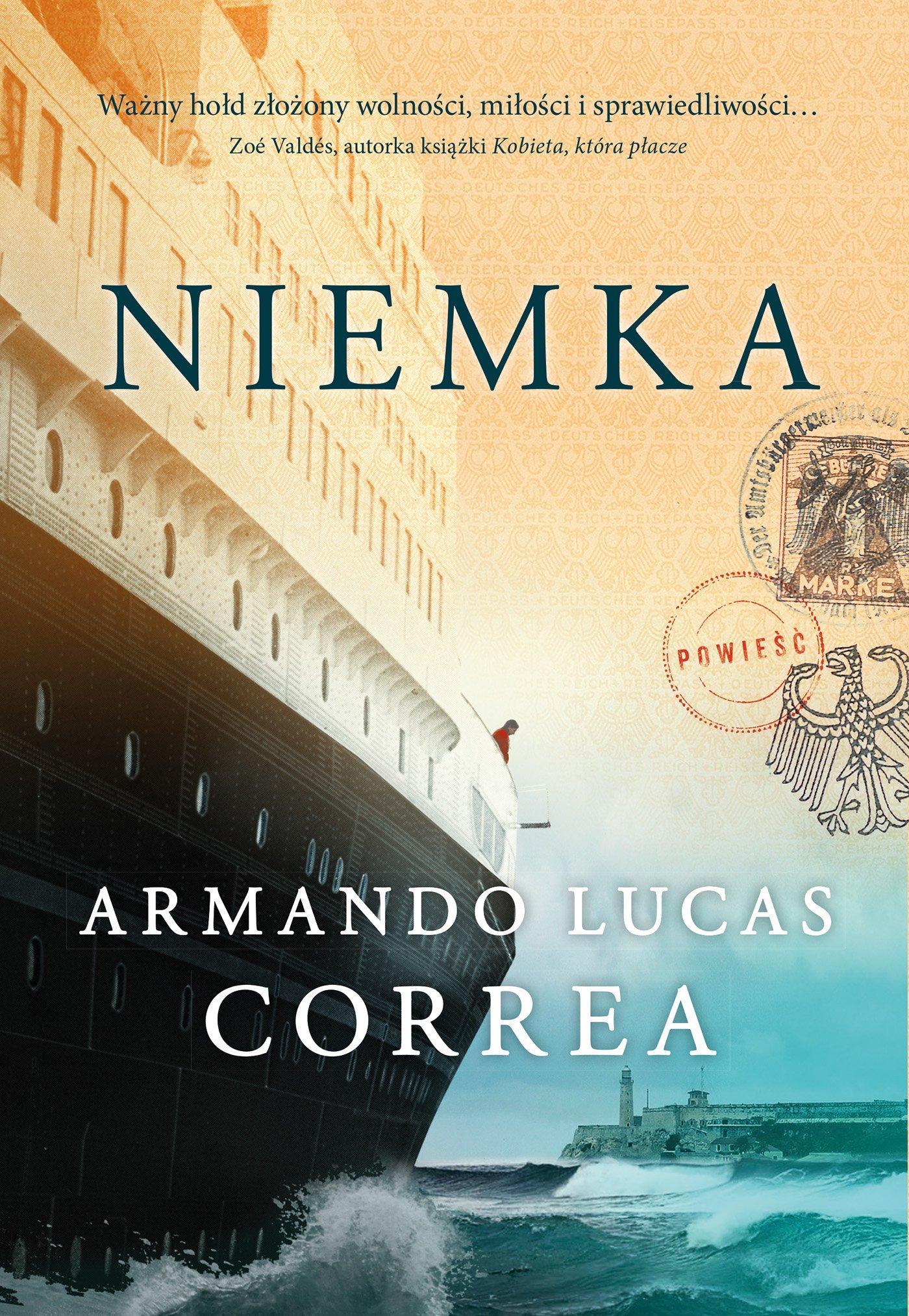 Niemka - Ebook (Książka na Kindle) do pobrania w formacie MOBI