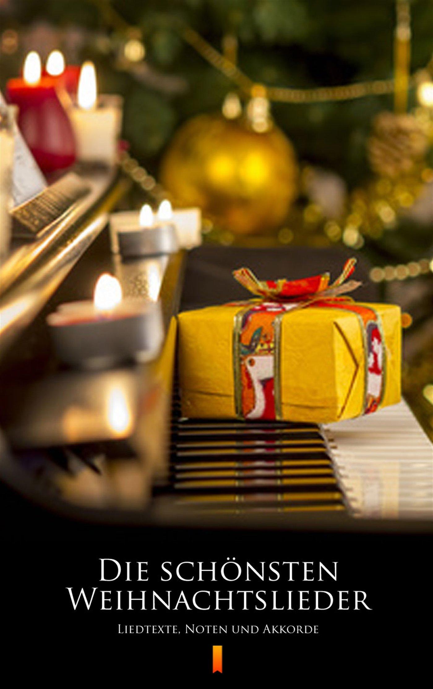 Die schonsten Weihnachtslieder - Ebook (Książka na Kindle) do pobrania w formacie MOBI
