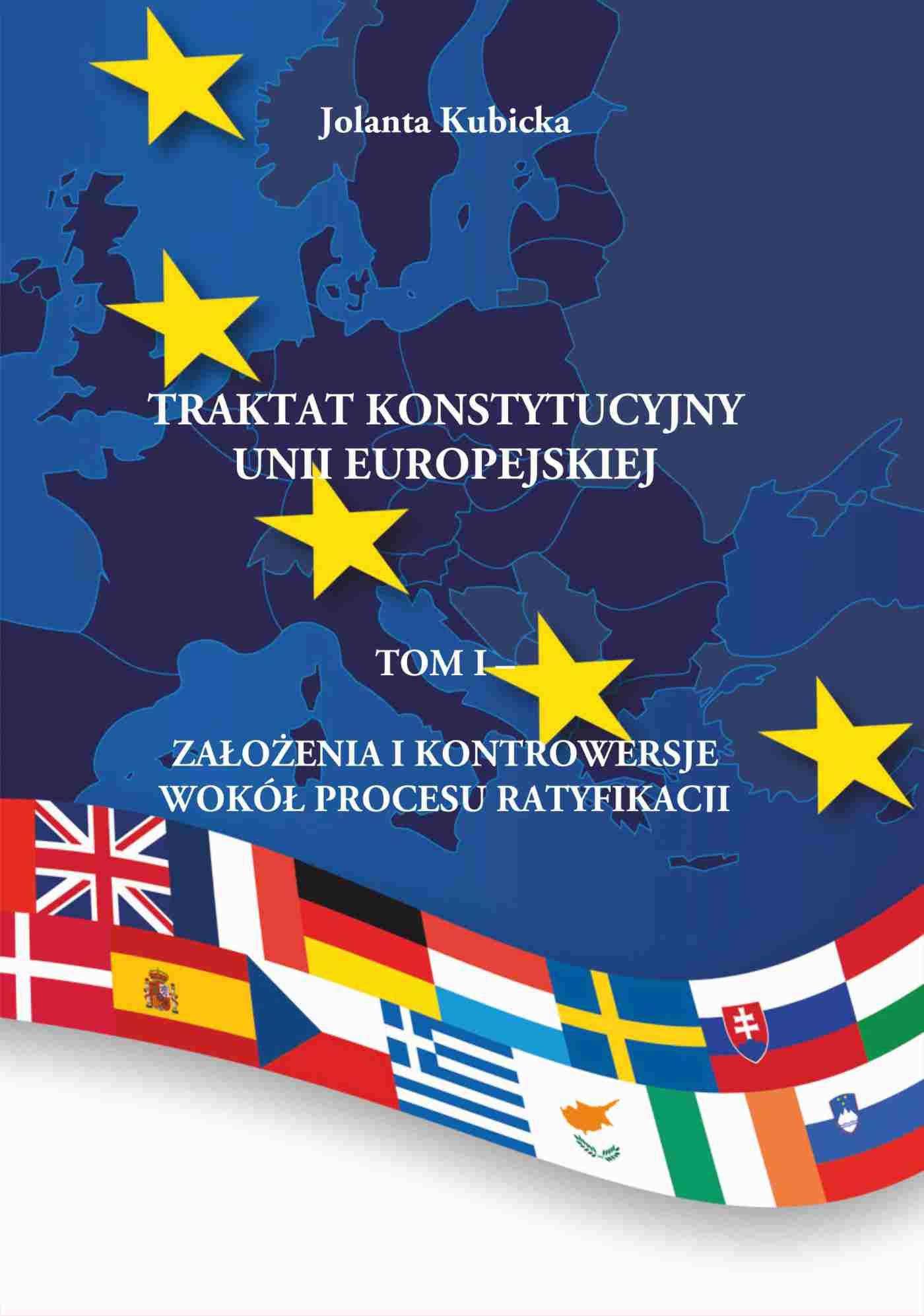 Traktat konstytucyjny Unii Europejskiej  Tom I - Ebook (Książka PDF) do pobrania w formacie PDF