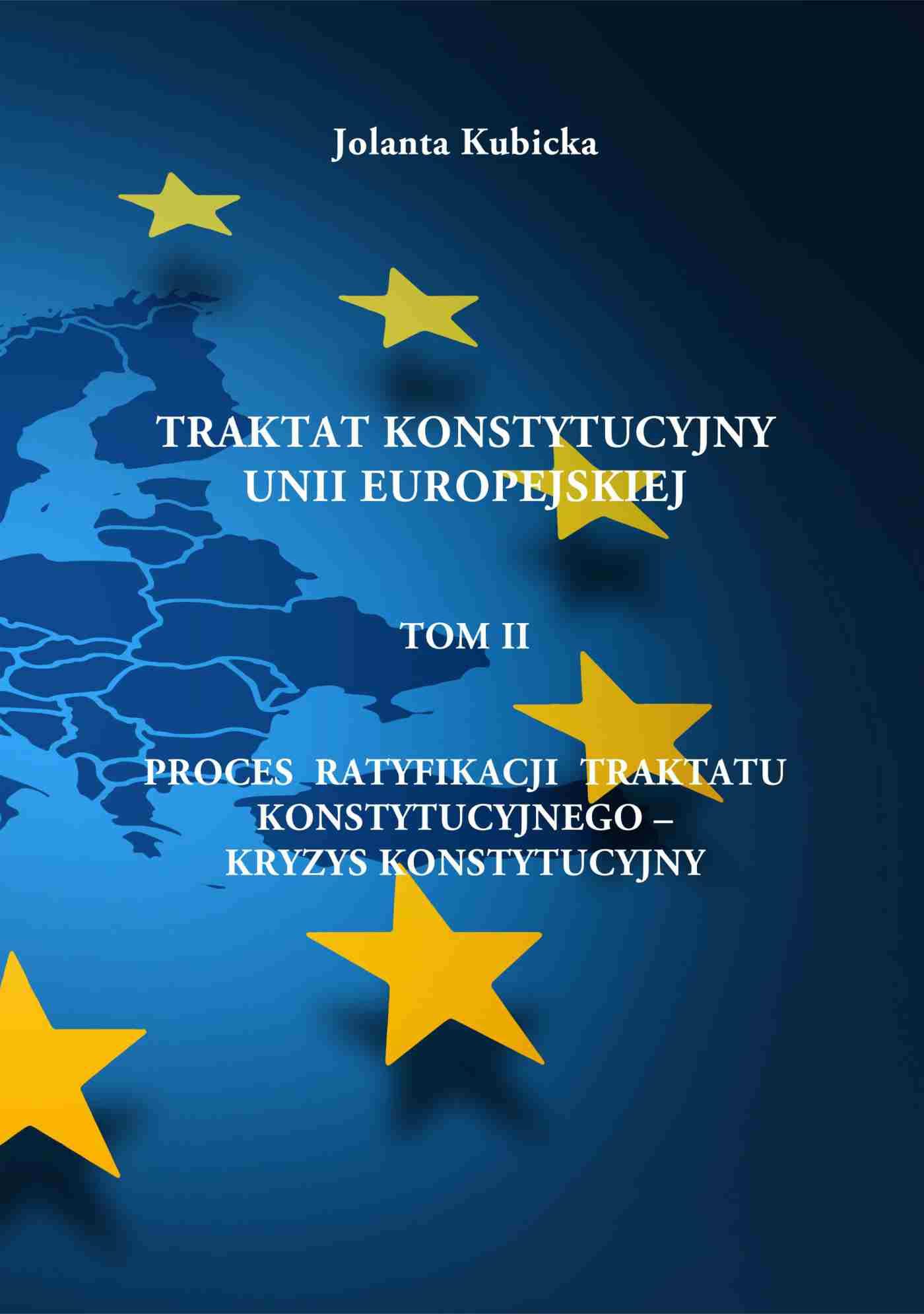 Traktat konstytucyjny Unii Europejskiej TOM II - Ebook (Książka PDF) do pobrania w formacie PDF