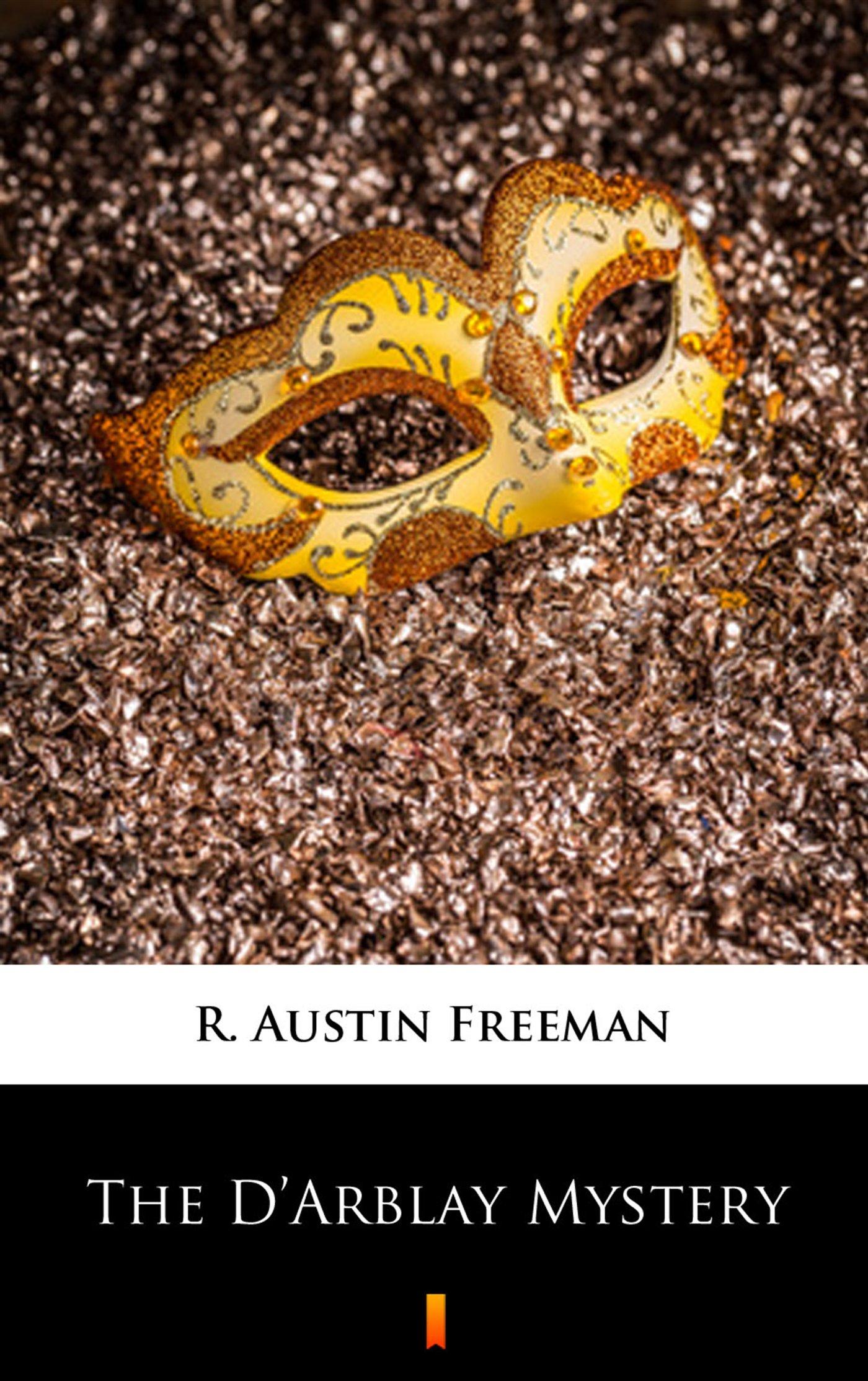 The D'Arblay Mystery - Ebook (Książka na Kindle) do pobrania w formacie MOBI