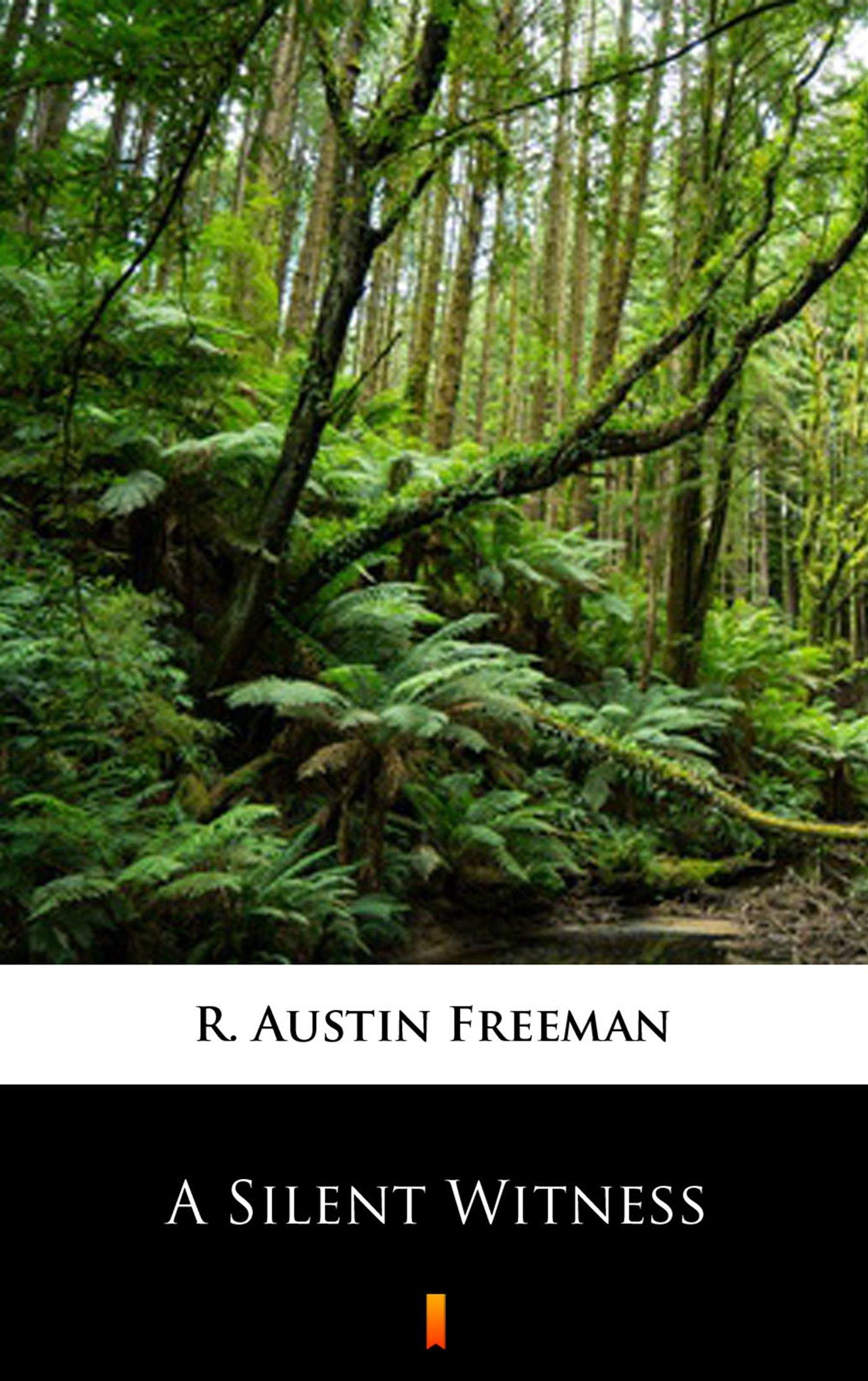 A Silent Witness - Ebook (Książka EPUB) do pobrania w formacie EPUB