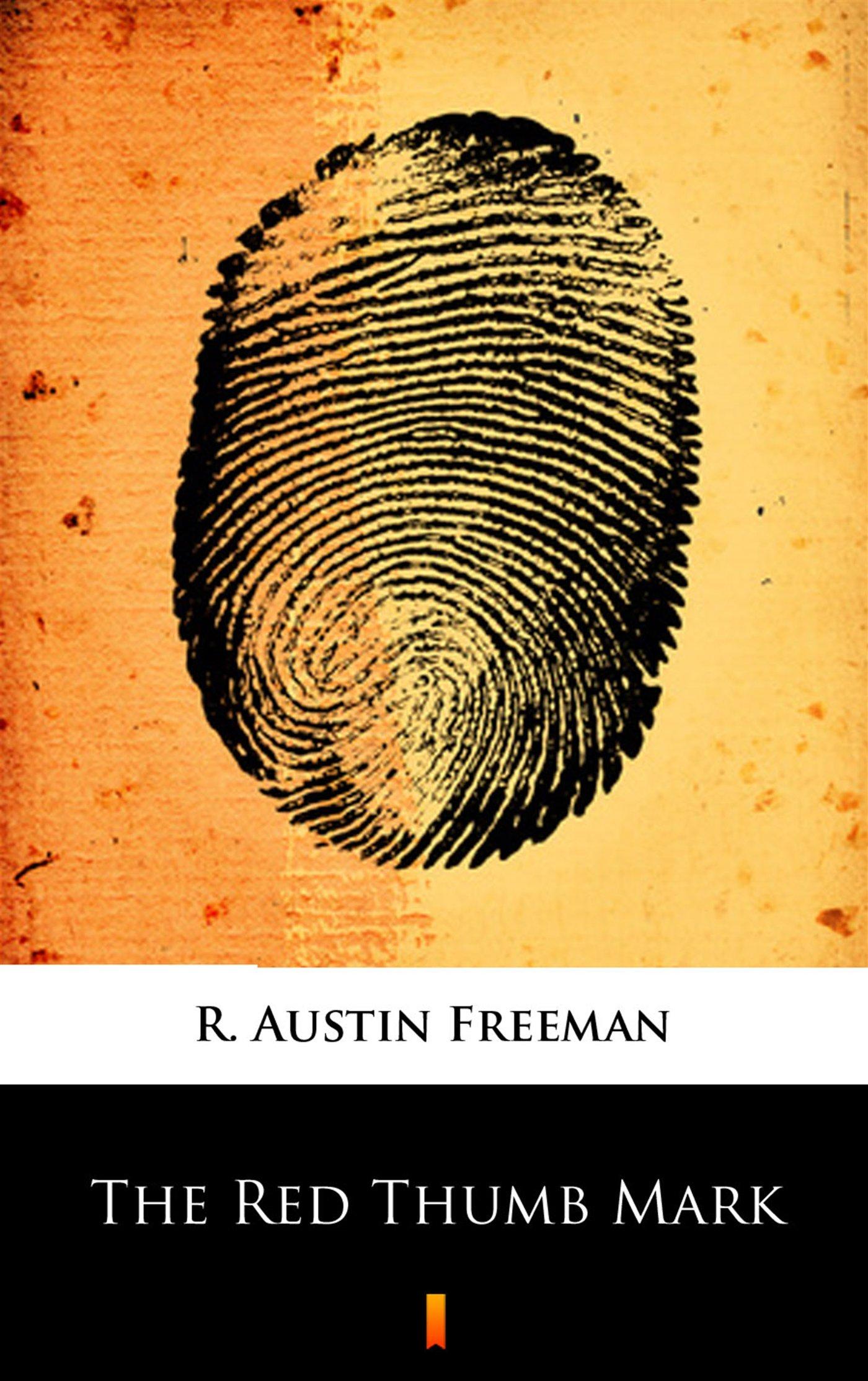 The Red Thumb Mark - Ebook (Książka EPUB) do pobrania w formacie EPUB