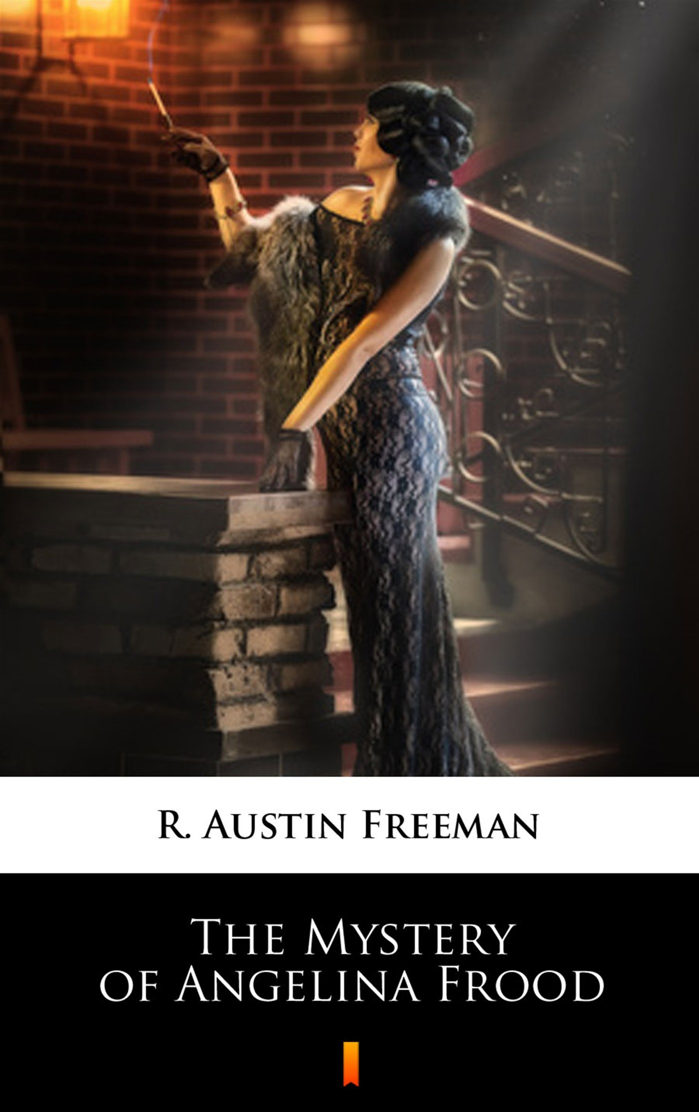 The Mystery of Angelina Frood - Ebook (Książka na Kindle) do pobrania w formacie MOBI