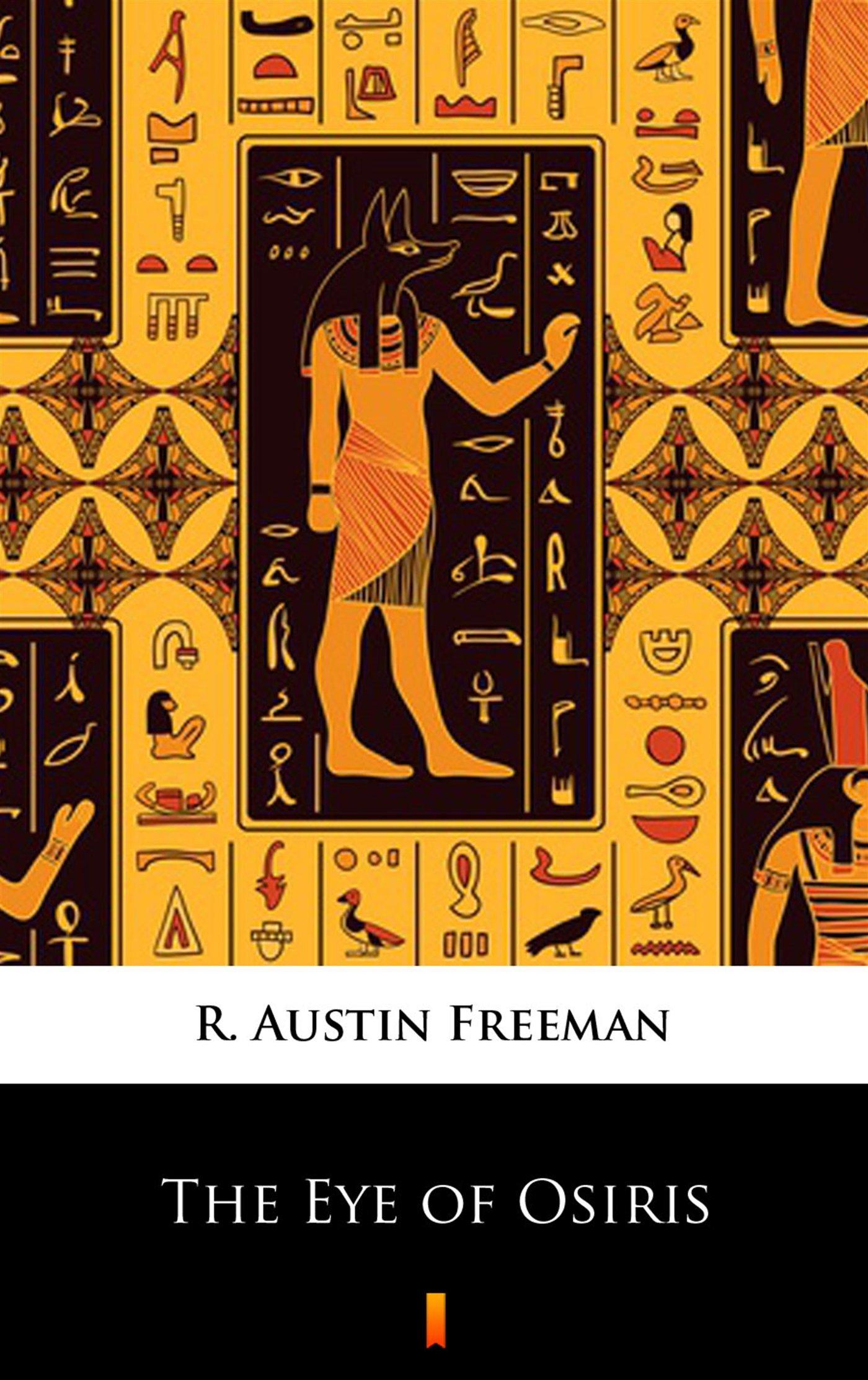 The Eye of Osiris - Ebook (Książka na Kindle) do pobrania w formacie MOBI