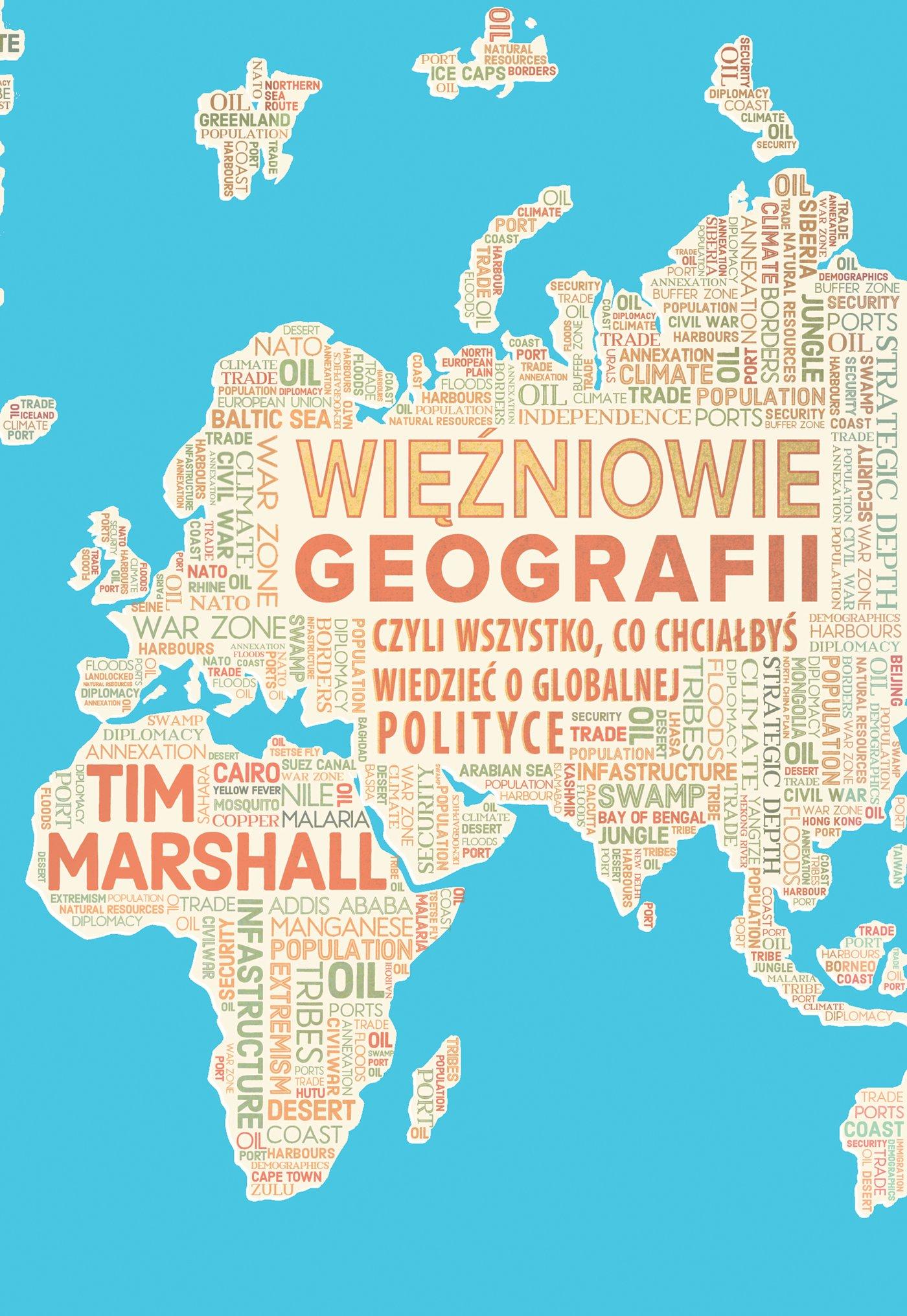 Więźniowie geografii, czyli wszystko, co chciałbyś wiedzieć o globalnej polityce - Ebook (Książka na Kindle) do pobrania w formacie MOBI