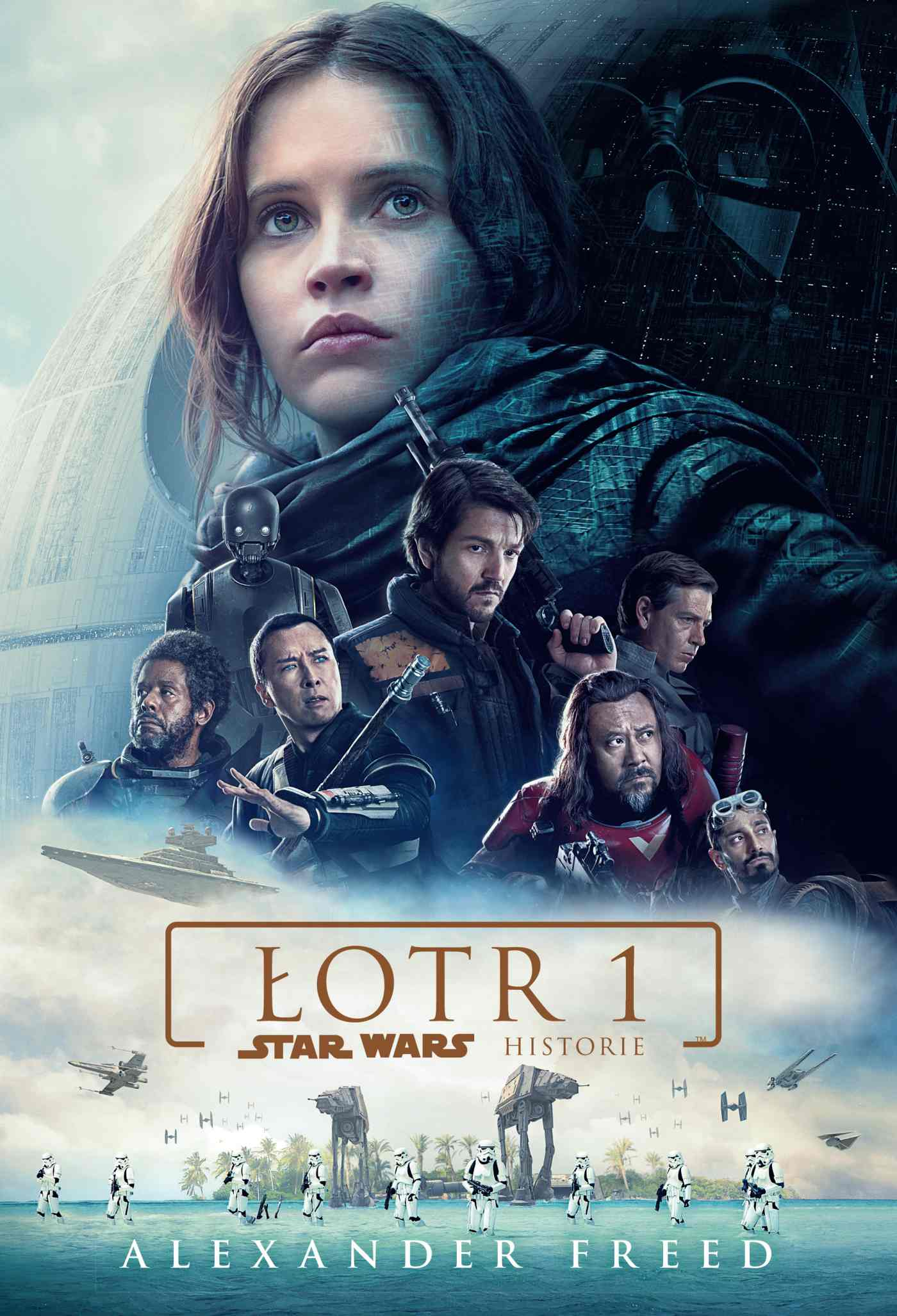 Star Wars. Historie. Łotr 1 - Ebook (Książka EPUB) do pobrania w formacie EPUB
